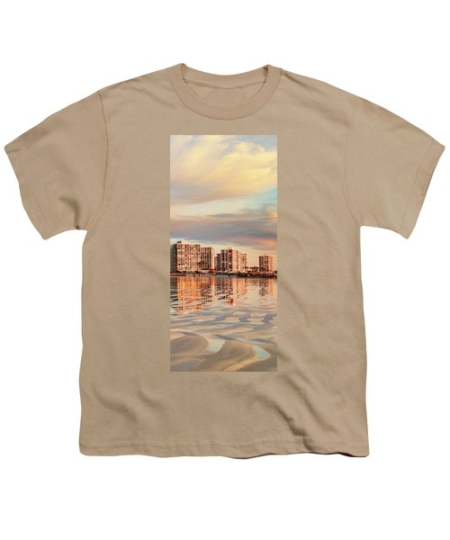 Afloat Panel 5 16x Youth T-Shirt