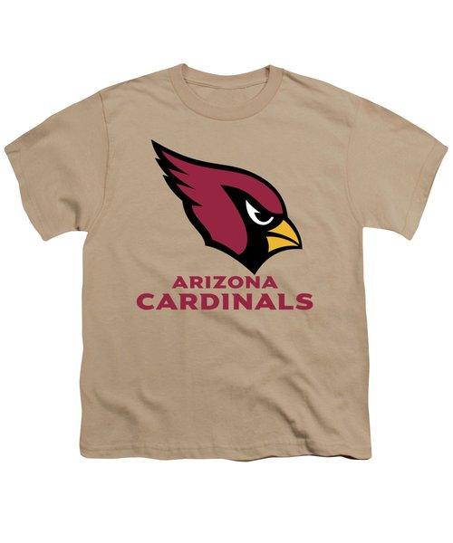Arizona Cardinals Translucent Steel Youth T-Shirt