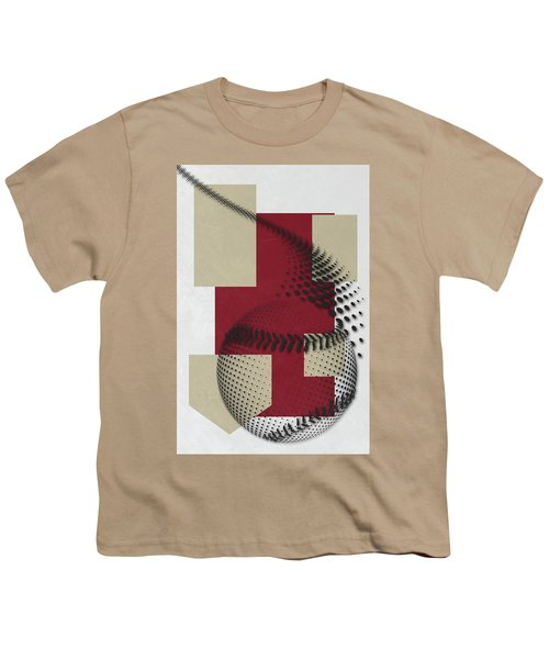 Arizona Diamondbacks Art Youth T-Shirt by Joe Hamilton