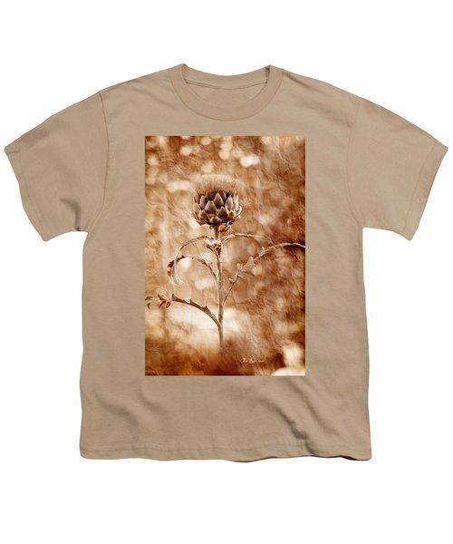 Artichoke Bloom Youth T-Shirt