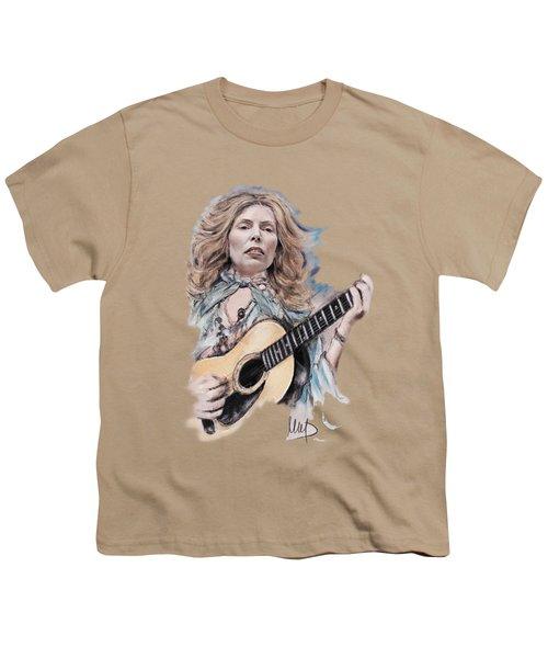 Joni Mitchell Youth T-Shirt