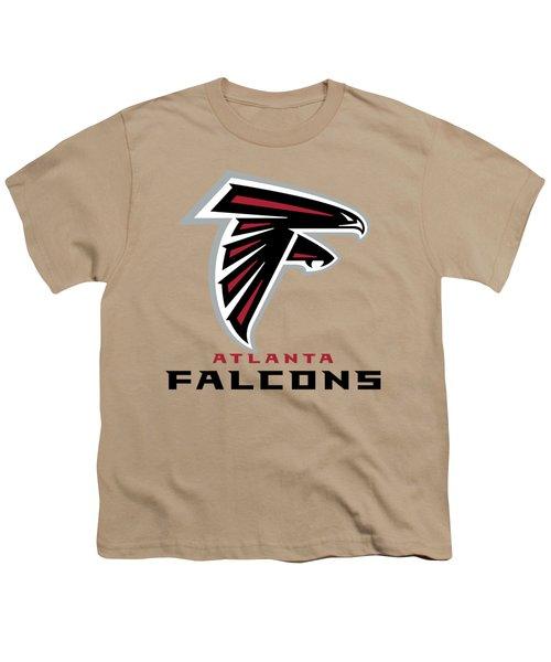 Atlanta Falcons Translucent Steel Youth T-Shirt
