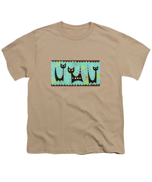 Atomic Cats Youth T-Shirt