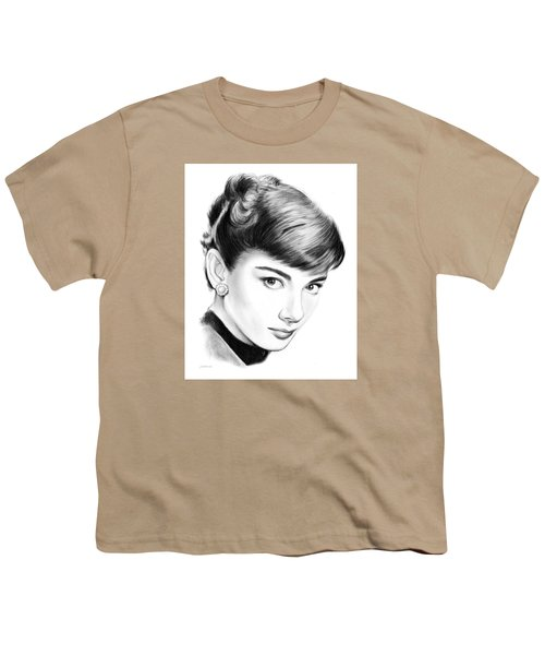 Audrey Hepburn Youth T-Shirt
