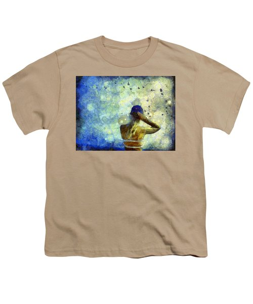 Baseball Fan Youth T-Shirt