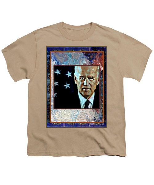 Biden Youth T-Shirt by Wbk