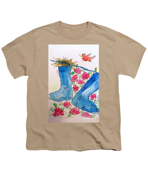 Blue Stockings Youth T-Shirt