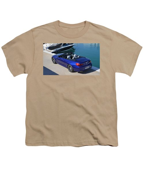 Bmw M6 Convertible Youth T-Shirt