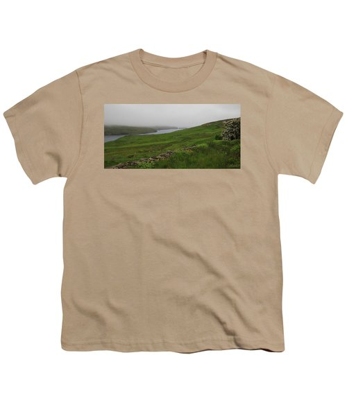 Borrowston Morning Clouds Youth T-Shirt