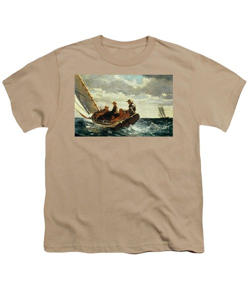 Breezing Up Youth T-Shirt