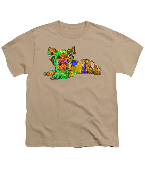 Buddy. Pet Series Youth T-Shirt