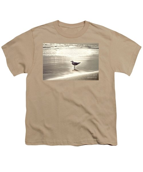 By The Sparkling Sea Youth T-Shirt