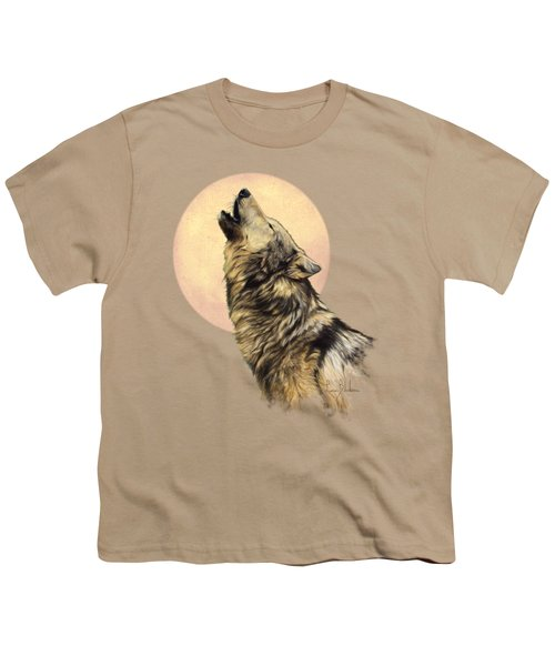 Call Of The Wild Youth T-Shirt by Lucie Bilodeau