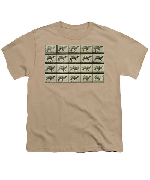 Camel Youth T-Shirt