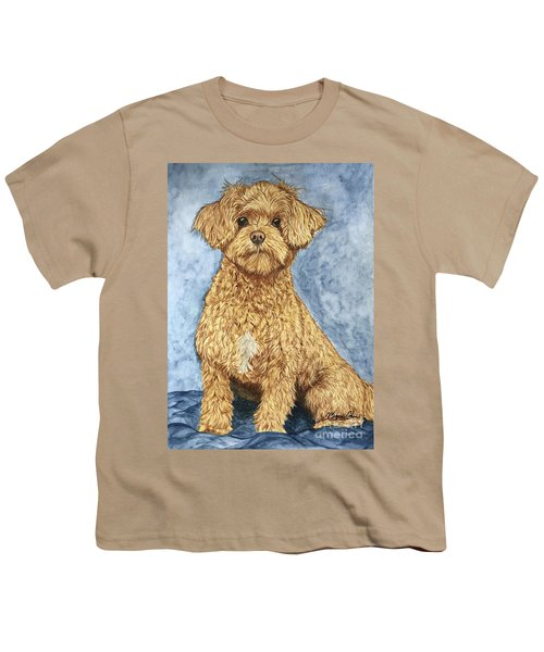 Chase The Maltipoo Youth T-Shirt