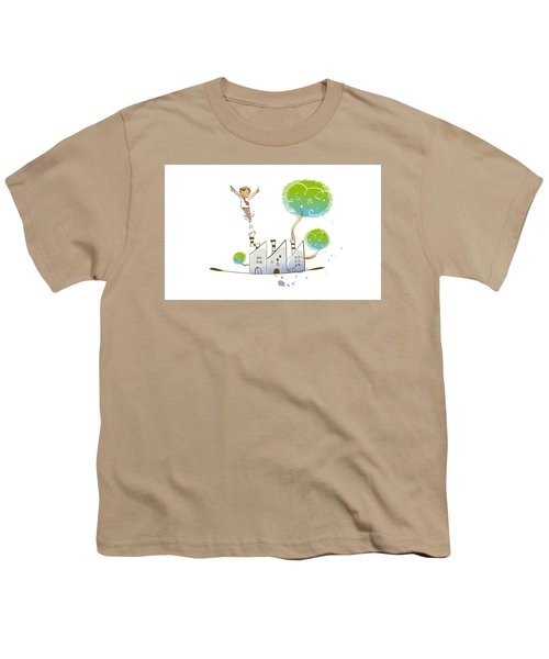 Childhood Dream Youth T-Shirt