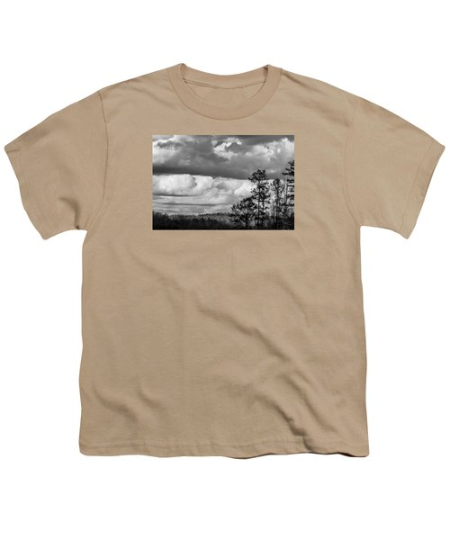 Clouds 2 Youth T-Shirt