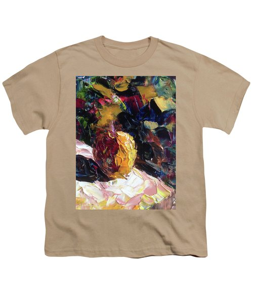 Color Volant Youth T-Shirt by Roxy Rich