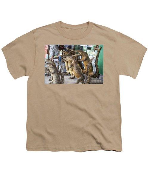 Crocodiles Rock  Youth T-Shirt