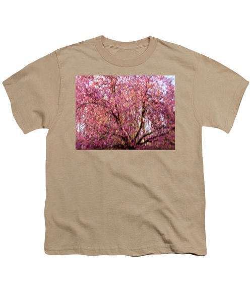 Columnar Sargent Cherry 2 Youth T-Shirt