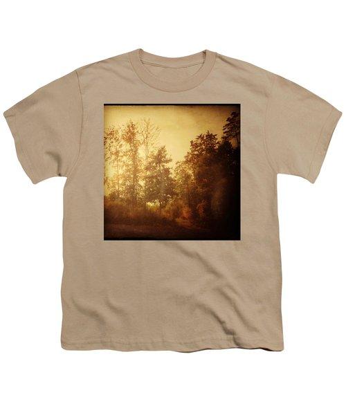 Damals.#herbst #nostalgie #autumn Youth T-Shirt