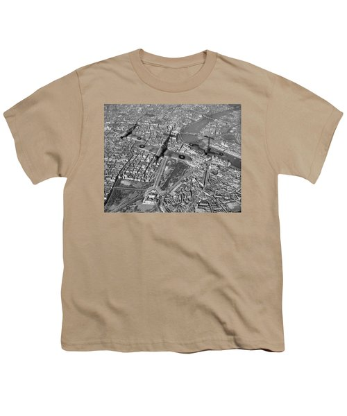 Youth T-Shirt featuring the photograph Defence Of The Realm by Gary Eason