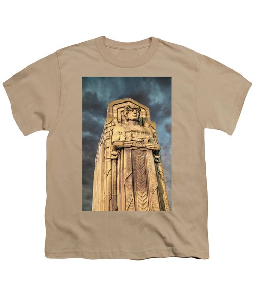 Delivery Truck Guardian Youth T-Shirt