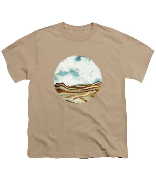 Desert Calm Youth T-Shirt by Spacefrog Designs