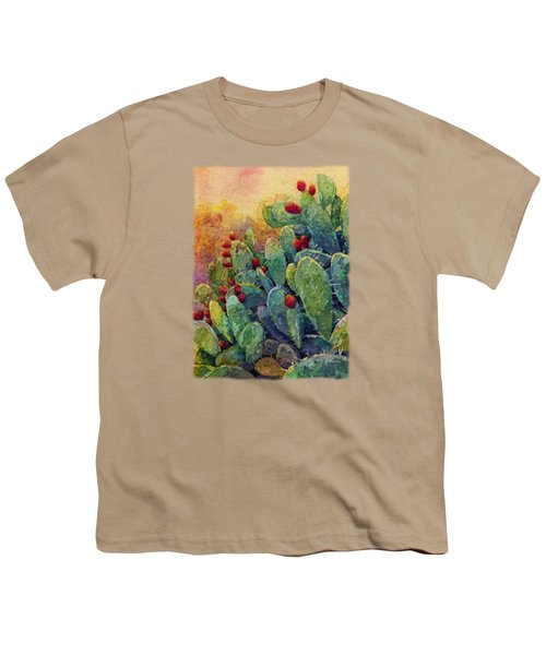 Desert Gems 2 Youth T-Shirt by Hailey E Herrera