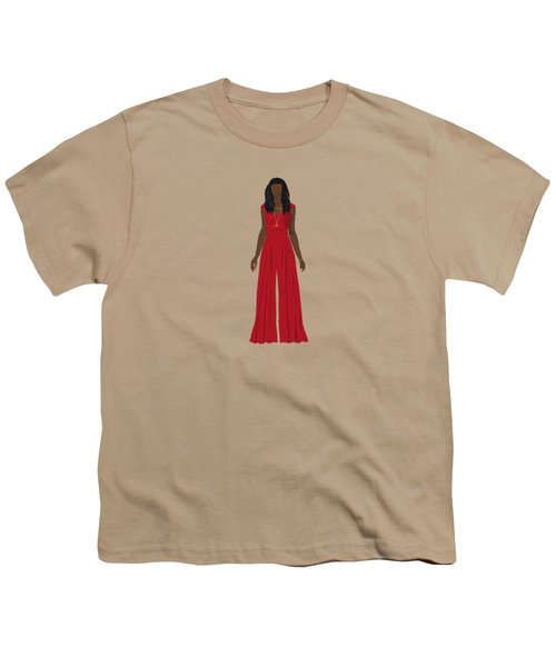 Youth T-Shirt featuring the digital art Destiny by Nancy Levan