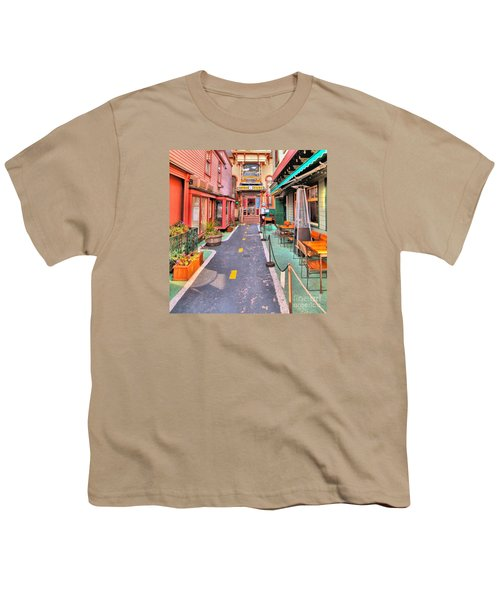Dink's Taxi Bar Harbor Youth T-Shirt