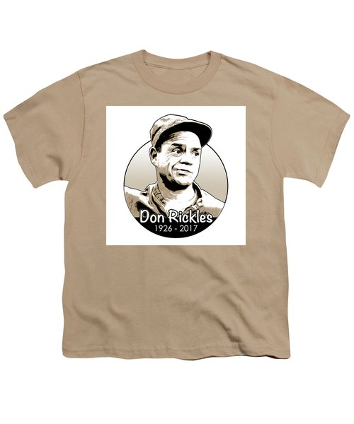 Don Rickles Youth T-Shirt by Greg Joens