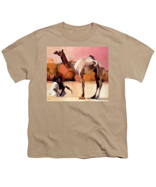 dsu and Said - Rann of Kutch  Youth T-Shirt