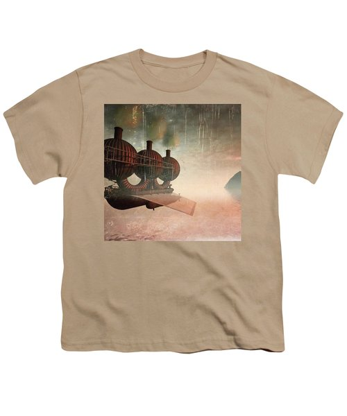 Early Departure - A Piece Of Work From Youth T-Shirt