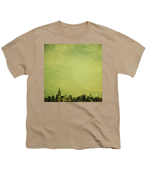 Escaping Urbania Youth T-Shirt by Andrew Paranavitana