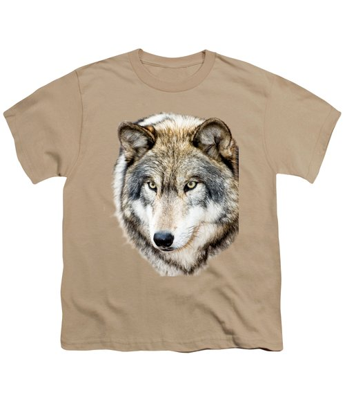 Essence Of Wolf Youth T-Shirt