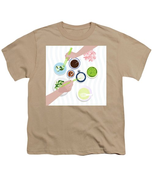 Food Youth T-Shirt