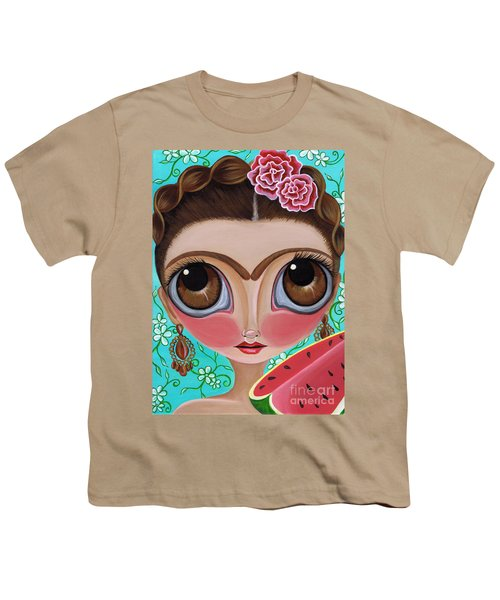 Frida And The Watermelon Youth T-Shirt