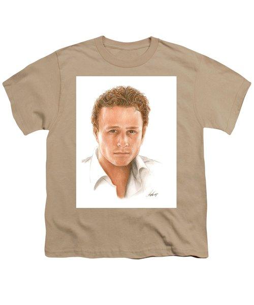 Heath Youth T-Shirt by Bruce Lennon