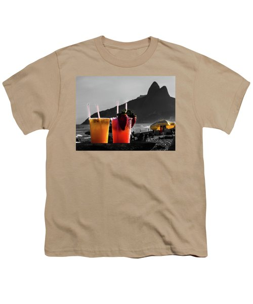 Ipanema With Cocktails Youth T-Shirt
