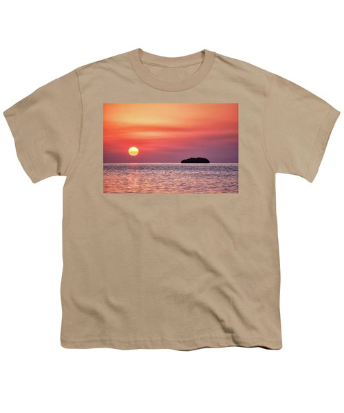 Island Sunset Youth T-Shirt