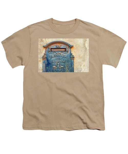 Italian Mailbox Youth T-Shirt