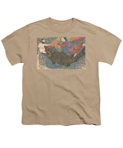 Jonah And The Whale Youth T-Shirt