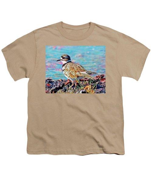Killdeer  Youth T-Shirt by Ken Everett