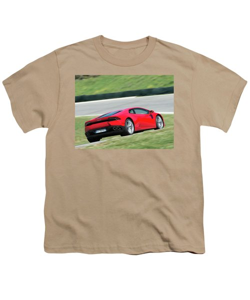 Lamborghini Huracan Youth T-Shirt