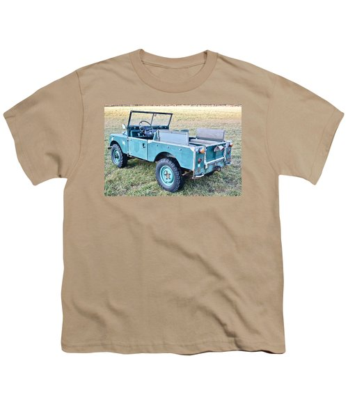 Land Rover Youth T-Shirt