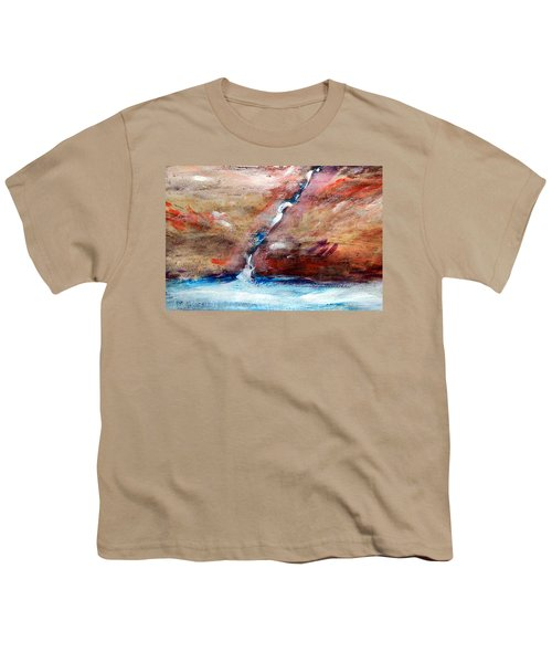 Living Water Youth T-Shirt by Winsome Gunning
