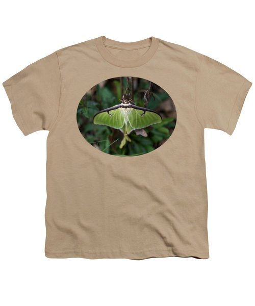 Luna Moth Youth T-Shirt