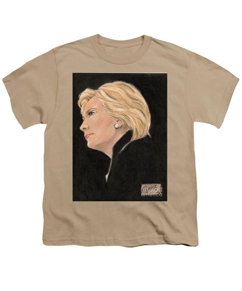 Madame President Youth T-Shirt by P J Lewis