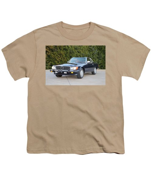 Mercedes-benz 560sl Youth T-Shirt